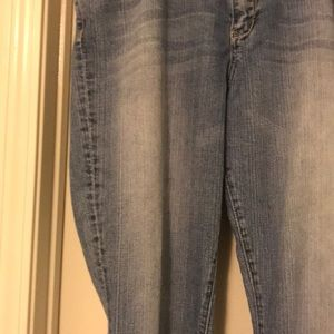 Seven7 Jeans - Seven 7 jeans boot cut size 20W light denim